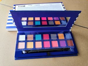 2018 Newest Hot makeup Palette Brand Eye shadow 14colors Eyeshadow palette DHL shipping 20pcs