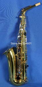 الأداة المهنية جوبيتر جاس-720-GN Eb Alto Saxophone النحاس Band Lacquer Sax