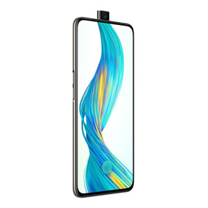 Original Realme X 4G LTE Cell Phone 4GB RAM 64GB ROM Snapdragon 710 Octa Core Android 6.53 inch Full Screen 48MP Fingerprint ID Mobile Phone