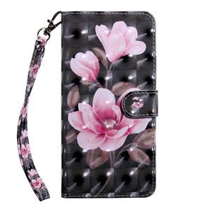 Étui de luxe en cuir pour LG K8 2018 K10 2017 Couverture de téléphone Etui portefeuille pour LG Q6 Q7 Q8 Stylo 4 X Puissance 2 3 Cas de téléphone