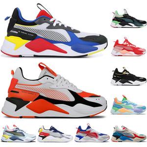 puma Çorap ile Lüks yeni Erkek Famale Trophy Koşu Ayakkabı Tasarımcısı TRANSFORMERS Tampon sole Gelişmiş malzeme Rahat spor Sneakers e ...
