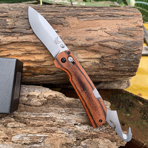 Butterfly 15060 tactical outdoor Folding knife stainless steel clip 9CR14MoV Blade Full CNC precision machining Screw edc knife