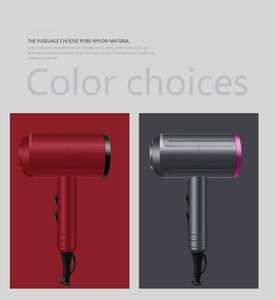 Strong Wind Professional Hair Dryer Salon Hot Air Negative Ionic Hammer Blower Dry Electric Hair Dryer