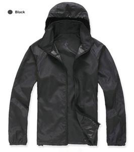 DIMUSI мужская Марка Quick Dry Skin Пальто Солнцезащитный Крем Водонепроницаемый УФ Мужчины Тонкие Армия Пиджаки Ультра-Легкая Куртка Windbreake 3XLYA105
