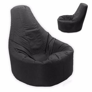 2019 Nouveau 1 Pcs moderne Gamer solide Canapé Bean Bag Sac de jardin jeux Beanbag extérieur Big Arm Chaise Grand Adulte sièges Canapé