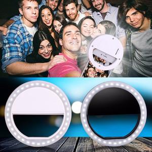 Lüks Akıllı Telefon Flash Light Up Selfie'nin Işıltılı Telefonu Zil iPhone samsung HTC LG