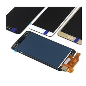 Samsung Galaxy için A3 2015 A300 A3000F SM-A300F LCD Yedek Parçalar Parlaklık ayarlanabilir + Onarım Çok