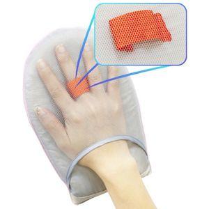 1PC mini ferro e asse da Guanti T-shirt Anti Guanti vapore durevole termoresistente di protezione asse da stiro per Garment Steamer