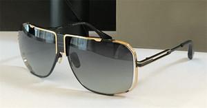 CASCAIS de metal estilo de moda hueco marco cuadrado UV de alta calidad de la lente 400 nuevas gafas de sol gafas de sol de la gente diseño retro