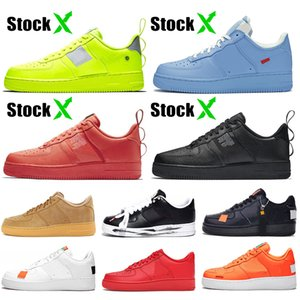 سوق الجملة 1 X Dunk Utility Volt MCA University Blue One Red SUP Black White Top Quality Just Orange Mens Trainers Platform Sneakers