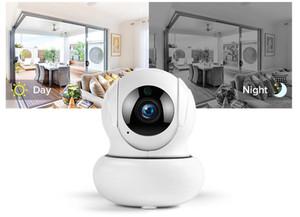 4X زوومابلي IP كاميرا 1080P السيارات تتبع كاميرات مراقبة شبكة لاسلكية واي فاي CCTV كاميرا أمن الوطن
