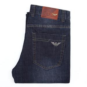 neue Italien-Markenjeans Denim-Hosen der Männer eine Art und Weise Baumwolljeans mani Hosen männliche calca Männer berühmte Marke klassische Jeans 07
