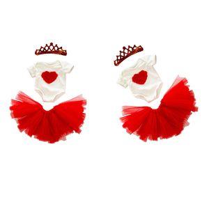 "2 Set 18"" muñeca americana falda princesa falda Body Conjunto de vestir muñecas"