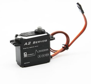 CY Servos A2 38Kg.cm 0.095s Digital Brushless Waterproof SS Gears Aluminium Case