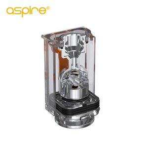 100% original Aspire Mulus RBA Vazio vagem com uma única bobina de convés RBA bottome substituição vagem vazio Cartucho E Cigarros vapor Aspire Mulus