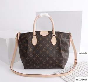 Shopping bag, men's and women's bag, fashionable and classic, various colors, free delivery; jiang b199 m48813 size:36..23..13cm