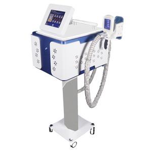 La última aparición exclusiva criolipólisis grasa de congelación equipos de eliminación crioterapia adelgazar máquina de grasa corporal para reducir la celulitis
