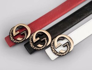2020 New Famous Brand Designer Belts Men High Quality Mens Belts Luxury Genuine Leather Pin Buckle Casual Belt Waistband