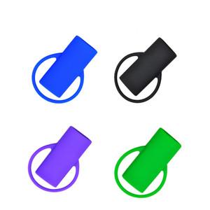 Hornet Diferentes colores NUEVO Cubierta de silicona más claro Cubierta STASH STASH Llavero Soporte más ligero Soporte seguro Color Random