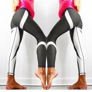 Pantalones de yoga Fittoo Pantalones deportivos Pantalones de entrenamiento Pantalones de cintura alta sexy