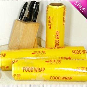Em da Fruta Storage Bag Embalagem sacos de plástico Saran Wrap alta qualidade Cozinha fresca manter o calor Sealer Food Saver Bag Vacuum