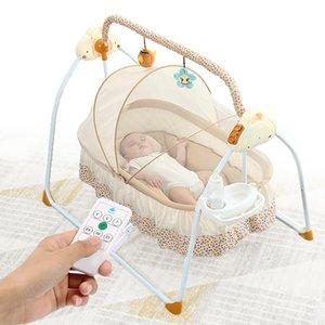 928 Infant Электрического Bassinet Cradle Люлька для новорожденных детей Автоматической Колыбели младенец Коаксиальный младенец Бог