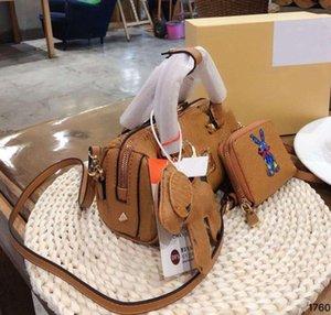 Designer Handbags Women Bags M Luxury Pendants Dog Lady Shoulder Tote High Quality Female Purse Wallet with Box