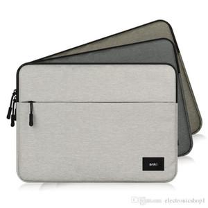 """Nylon macio 11 """"12"""" 15 """"13"""" 13.3 Nyon Men sentiu Laptop Bag Case para Asus HP Lenovo Acer Dell Dell Apple 13 Laptop Sleeve bag"""