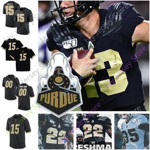 Personalizado Purdue Football Jersey College 4 rondale Moore 10 Amad Anderson Jr. 33 Jackson antropo 2 Elijah Sindelar 94 Ryan Kerrigan