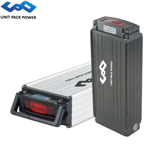 Powerful 52V 28Ah 20Ah Rear Rack UPP eBike Battery With 18650 Samsung 35E Cell for Bafang CSC 52Volt 1500W 1000W 750W 500W Motor