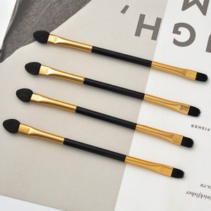 1pcs Double Ended Eyeshadow Brushes Beauty Cosmetic Makeup Brushes Single Eye Shadow Blending Brush