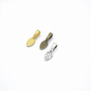 Bulk 1000шт Ложка DIY овальный ювелирные изделия Scrabble клей на серьгу поручительств для монтажа стекла кабошон плитки Подвески 15мм х 5 мм