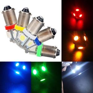 WTS 200PCS 도매 자동차 쐐기 빛 (223) T4W BA9S 도어는 신호 램프를 켜고 램프 인테리어 정리 전구 자동 신호를 5smd 주도