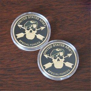 United States Army Special Forces Coin.best regalo di natale della moneta libera il trasporto