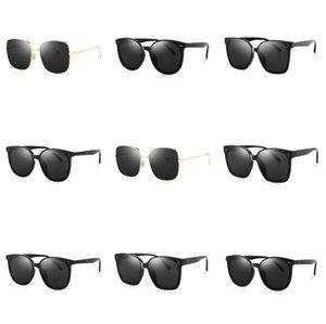 New Hot Sale Men Designer Polarized Sunglasses European And American Fashion Retro Men And Women Travel Driving Glasses Casual Models#857