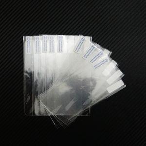 Amvykal für Samsung Galaxy S20 Ultra-S10e S10 Plus-S9 S8 S7 S6 Edge-Schirm-Schutz Klar Glossy PET-Schirm-Schutz-Schutzfolie