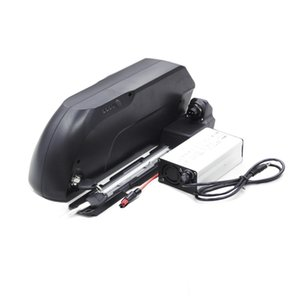 Top quality 1000W Tiger Shark ebike Battery Pack 48V 17.5Ah Battery pack use Korea  Cell for 8fun BBSHD mid-drive central motor