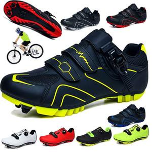 2020 بلين جديد أحذية الدراجة ركوب الدراجات على الطرق أحذية الرجال الطريق دراجة الخفيفة جدا أحذية رياضية الذاتي قفل تنفس المهنية