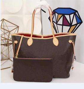 Moda Bolsas Tamanho grande saco de compras Mulheres bolsas de lona de ombro de couro L flor sacos compostas senhora embreagem bolsa feminina