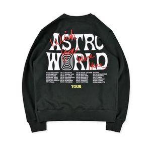 Mens Herbst Desinger beiläufige Pullover mit Rundhalsausschnitt Langarm Solid Color Bär Drucken Fsahion Stil Homme Kleidung