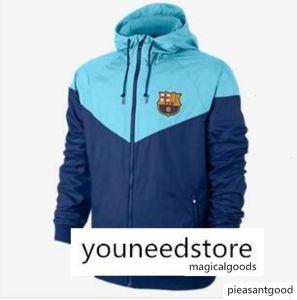 New Designer Jacket Coat Autumn Windrunner Windbreaker Jacket Mens Hoodie Sportswear Soccer Team Pattern Fashion Zipper Clothing