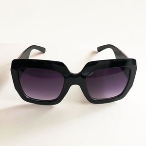 CCspace cuadrado gafas de sol hombres en moda mujer 47805