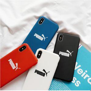 ل iPhone Xr Xs Max Phone Case Luxury Designer 6 7 8 X Plus TPU PC الهاتف الخليوي حالة ملحقات الهاتف الخليوي