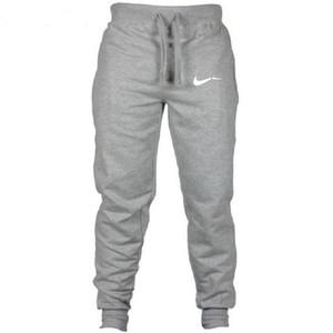 I nuovi pantaloni da jogging jogger cotone stampato di tipo mimetico pantaloni della tuta di marca harem primavera e in autunno i pantaloni a coste moda maschile di design