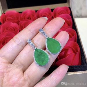 Designer Elegant Earring Luxury jewelry Dangle earrings women high quality jewelry Women Party Gift