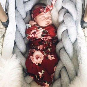 Baby Sleepsacks Pudcoco 2020 New Arrival Fashion Organic Cotton Swaddle Blanket Newborn Baby Wrap Sleeping Bag