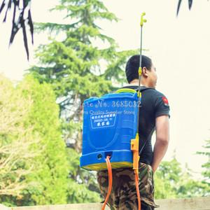 15%, 14 / 10AH dispensador equipamentos Garden pesticidas agrícolas carga de alta pressão inteligente Lithium bateria elétrica pulverizador