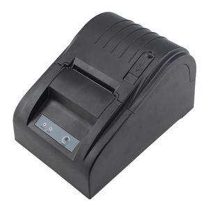 5890T zijiang desktop thermal printer receipt hot sell