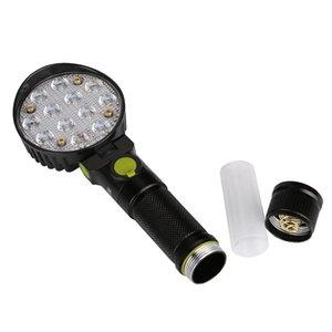 빛 LED 알루미늄 합금 빛 손전등 트래픽 제어 램프 경고 램프 야외 일루미 램프 작업 수리