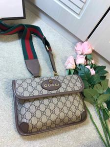 2020 Designer Marken-Qualitäts-Waist Taschen Multicolor Männer Frauen Luxus-Kasten-Beutel-freies Verschiffen Unisex Waistpacks B104823W